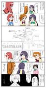 ラブライブ漫画09
