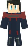 【Minecraft】ヒタチ・イズル全体図【銀河機攻隊マジェスティックプリンス】