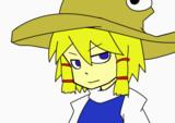 【GIFアニメ】愚痴る諏訪子