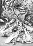 日本鬼子縁起(ビギンズ)「起の段」・ロゴなしトビラ絵