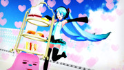 【MMD】おんちゃんの初音ミクの本日の本命『第63回安田記念(G1)』