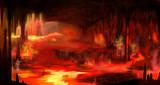 炎獄の根城