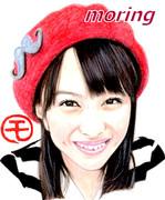 ももいろクローバーZの百田夏菜子ちゃんを描いてみた✩