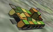 RigidChipsで軽戦車作ってみた