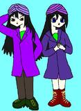 ゼオとシアン