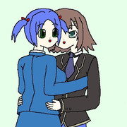 アユゲキ 歩と秀吉