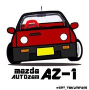 MAZDA Autozam AZ-1.