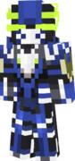 【Minecraft】ヴァルヴレイヴ五号機「火打羽」全体図【革命機ヴァルヴレイヴ】
