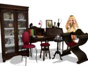 アンティーク調な家具v1.4追加分