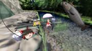 【MMD】yumeyumeさんちの日常_川釣り1