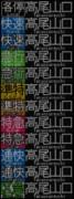京王7000/9000系 種別LED