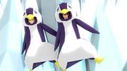 着ぐるみペンギンバディ!