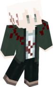 【Minecraft】狛枝凪斗全体図【ダンガンロンパ2】