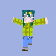 【minecraft】沙織・バジーナ【スキン】