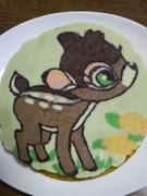 キャラチョコケーキ