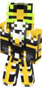 【Minecraft】ヴァルヴレイヴ三号機「火神鳴」全体図【革命機ヴァルヴレイヴ】