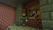 Minecraftでルイージマンション再現