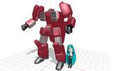 このロボットの名前は・・・