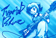 Tvarish Blue