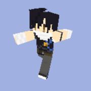 【MineCraft】空の軌跡SCヨシュア・ブライトのスキンを作ってみた。