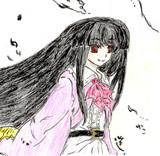 姫(模写)