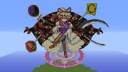 【Minecraft】 八雲紫 ドット絵