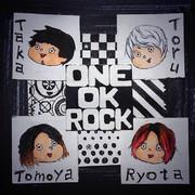 ONE OK ROCKのメンバー描いてみた