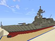 最新型のあの船