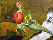 クルペッコ 油絵