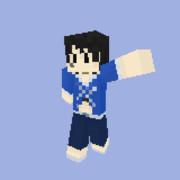 【Minecraftスキン】黒澤怜(零)