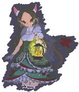 夜の探検いくお(0w0