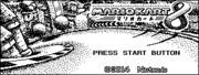 【マリオカート8】タイトル画面【E3 2013】