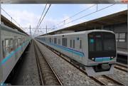 もしも東京メトロ08系が東西線に転属されたら