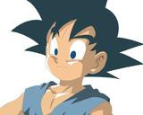 DRAGON BALL GOKOU BLUEVer