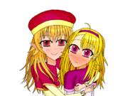 リリムとアリス