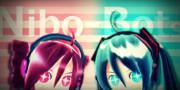 【Twitter】にぼミクbot+にぼテトbot 稼働中!