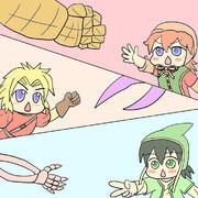 3DS版DQ7プレイ日記 その1 ウッドパルナ編
