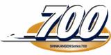 700系新幹線ロゴ