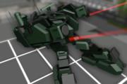 【MMD】新フットプリント管制機モデル配布!
