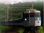 【RailSim】169系 長野色