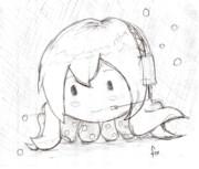 たこルカを描いてみた