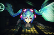 GHOST IN THE MIKU