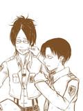リヴァイ&ハンジ