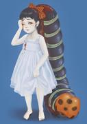 芋虫幼女(アオバセセリ)