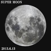 6月23日は「スーパームーン」
