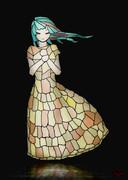 ミクーgirl of beauty glass