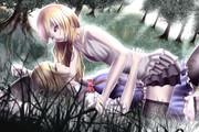 魔理沙×アリス