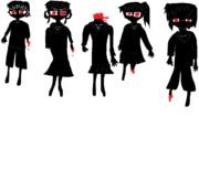 オカルト委員会犠牲者