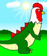 ニワトリザウルス