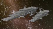 地球防衛軍 三段空母